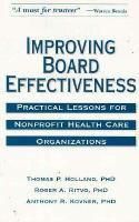 Improving Board Effectiveness