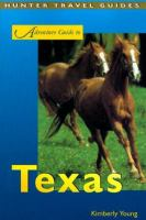 Adventure Guide to Texas (Adventure Guide Series)
