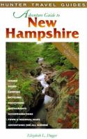 Adventure Guide to New Hampshire (Adventure Guide Series)