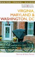 Romantic Weekends: Virginia, Maryland & Washington D.C. (Romantic Weekends)