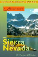 Adventure Guide to the Sierra Nevada (Adventure Guide Series)