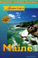 Adventure Guide to Maine (Adventure Guide Series)