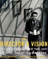 The Director's Vision