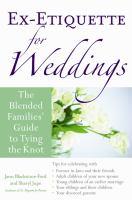 Ex-etiquette for Weddings