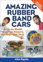Amazing Rubber Band Cars