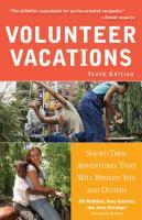 Volunteer Vacations