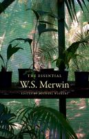 The Essential W. S. Merwin