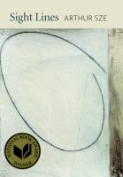Cover of Sight Lines