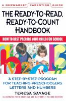 The Ready-to-read, Ready-to-count Handbook