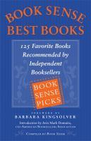 Book Sense Best Books