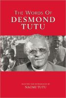 The Words of Desmond Tutu