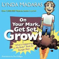 On your Mark, Get Set, Grow!
