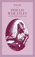 Poems of Phillis Wheatley