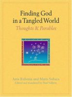 Finding God in A Tangled World