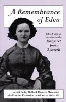 A Remembrance of Eden