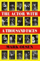 The Actor With A Thousand Faces