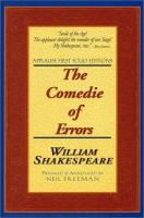 The Comedie of Errors