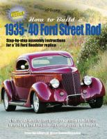 How to Build A 1935-'40 Ford Street Rod