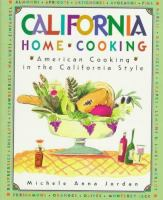 California Home Cooking