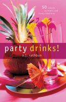 Party Drinks!