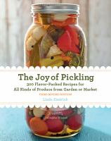 The Joy of Pickling
