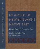 In Search of New England's Native Past