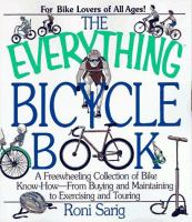 The Everything Bicycle Book