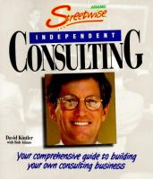 Adams Streetwise Independent Consulting
