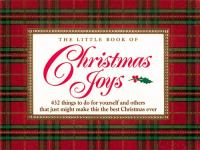 The Little Book of Christmas Joys