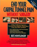 End your Carpal Tunnel Pain Without Surgery