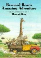 Bernard Bear's Amazing Adventure