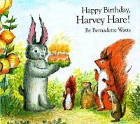 Happy Birthday, Harvey Hare!