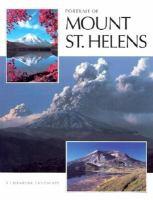 Portrait of Mount St. Helens