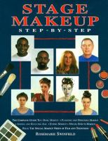 Stage Makeup Step-by-step