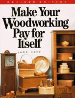 Make your Woodworking Pay for Itself