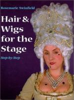 Hair & Wigs for the Stage