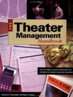 The Theater Management Handbook