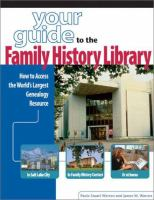 Image: Your Guide to the Family History Library