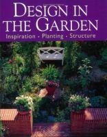 Design in the Garden