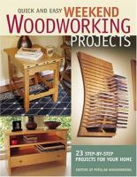 Quick & Easy Weekend Woodworking Projects