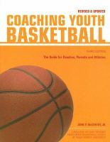 Coaching Youth Basketball