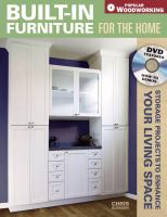 Built-in Furniture For The Home