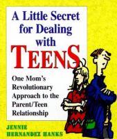 A Little Secret for Dealing With Teens