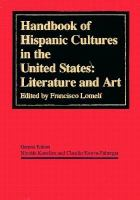 Handbook of Hispanic Cultures in the United States