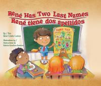 René Has Two Last Names book cover