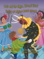 Cover image for Sofi and the magic, musical mural