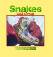 Snakes With Venom