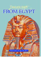 Treasures From Egypt
