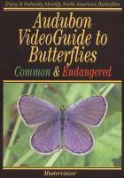Audubon Videoguide to Butterflies