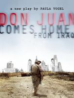 DON JUAN COMES HOME FROM IRAQ